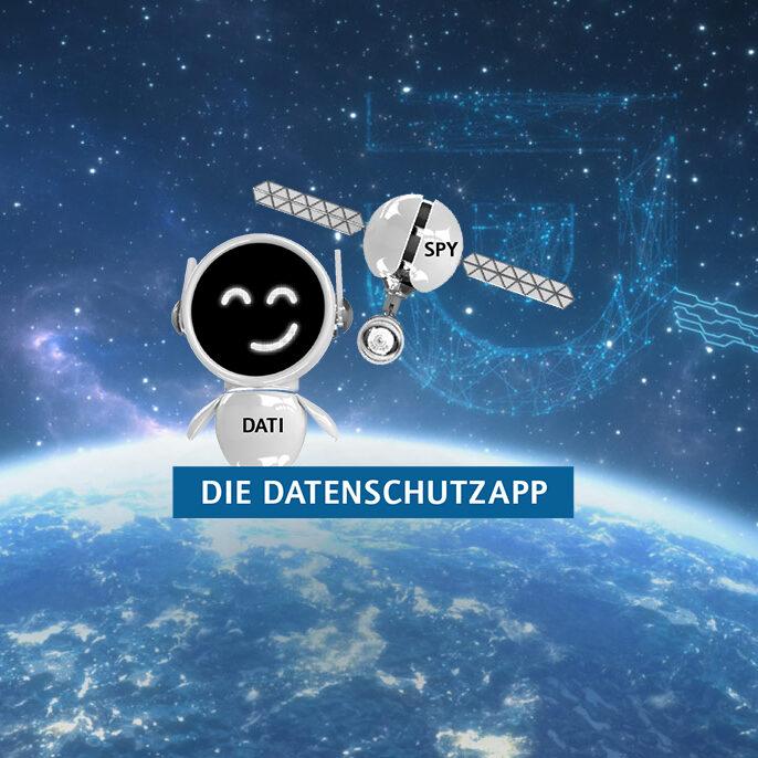 Dati und Spy Logo